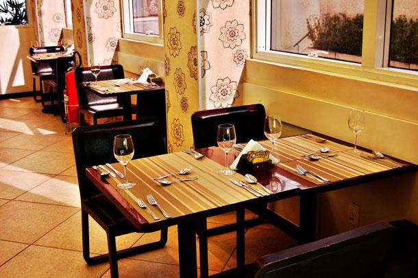 Restaurante Hotel Higienópolis
