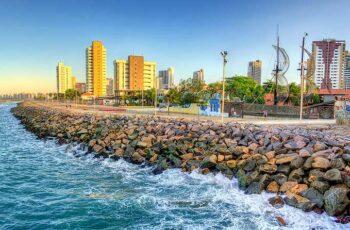 CNN coloca as praias de Fortaleza no ranking de 20 lugares mais bonitos do Brasil