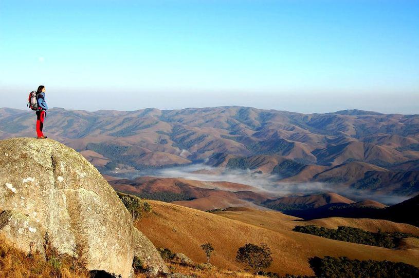 Parque Nacional Serra da Bocaina - São João do Barreiro - SP
