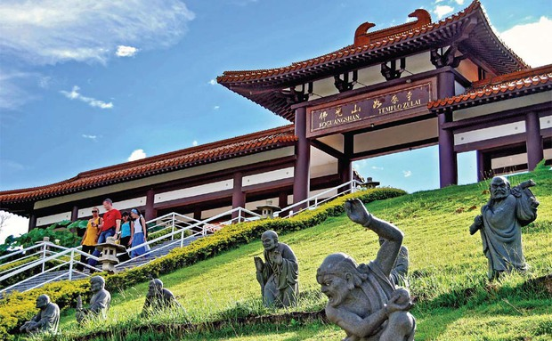 Templo Zu Lai - Cotia - SP